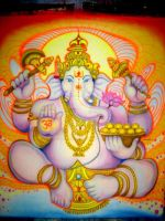 Ganesh by caal731