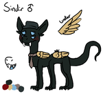 Sindir by KenazRavenTooth