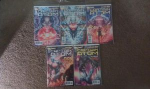 Comic Collection: DC - Captain Atom by super-gamer