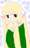Chii computer drawing by kay7291