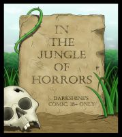 In the Jungle of Horrors (W.I.P.) - Main cover by Darksh1ne