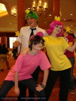 Fairly Odd Family by MitchisSuperCool
