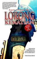 Lorong Kematian - Book Cover by BLUEgarden