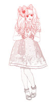 Sweet Lolita by internet-swag