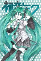 Hatsune Miku by CHESS-Studio