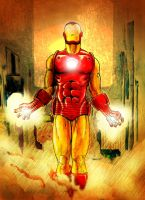 iron man by bua