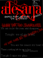 Alesana Brushes by They-Will-Devour-You