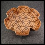 Large Flower of Life Bowl by ColeHastings