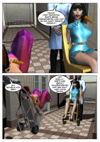 The Warning - Abduction Agency CH5 P3 by cosPharaoh