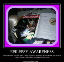 November: Epilepsy Awareness by elflore