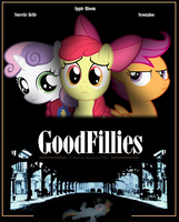 Good Fillies Poster by Sonic-chaos