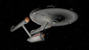 USS Enterprise by enterprisedavid