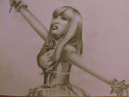 Nicki Minaj II by Katie-28