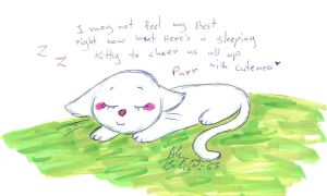 Kitty Drawings-1 by Kittychan2005
