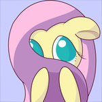 I'm yellow and shy... by Sharkwellington
