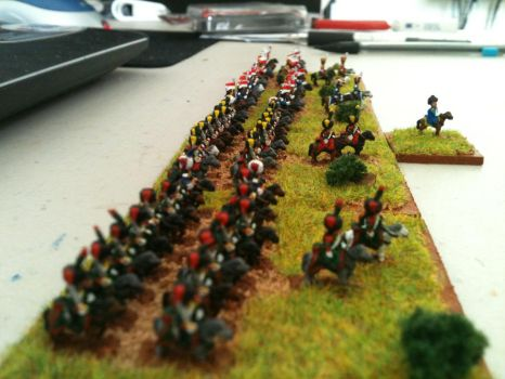 6mm Napoleonics 68 by DarvenTravos