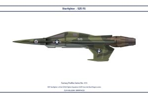 Fantasy 515 Starfighter 525 FS by WS-Clave