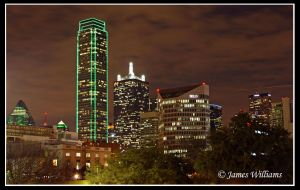 Downtown Dallas by jiiimmyw