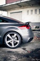 Audi TT RS - 1 by Makavelie