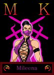 Mileena by michael221