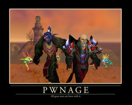 Pwnage by l2ayner