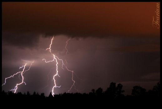Thunder and Lightning by Fearium