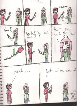 Jackie Hates Riley Comic - 2 by Firefly1713