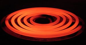 Red Hot Coiled Stove Burner 4 by FantasyStock