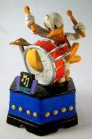Angry Again? Drummer Donald? by Sandien