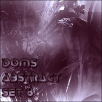 Doms abstract Set 8 by lildom