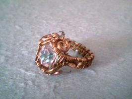 Cosmicia Ring by Carmabal