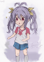 Renge (colored) by siinclaiir