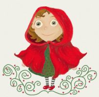 Little Red Riding Hood by elifsongurdag