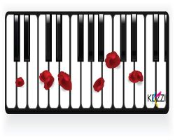 Piano Vector by brish08