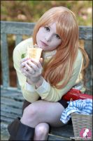 Asuna's Cooking by Foxy-Cosplay