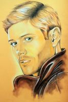Jensen Ackles - Dean Winchester by Franciswill