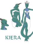 Anthro Adult Kiera by ZielTheDragoness
