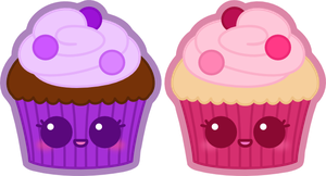 DD Cupcakes (Kawaii) by amis0129