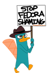 Stop Fedora Shaming by sassyasexualphineas