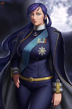 Comm - Admiral of the Seas by lvlapple