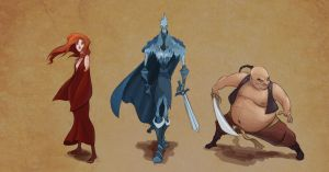 Song of Ice and Fire concepts 2 by Luca72