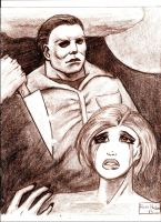 Michael Myers by MisterHydesSon