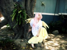 Fluttershy Cosplay by DiaryofADoll