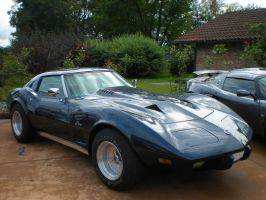 Corvette C3 Stingray '76 by franco-roccia