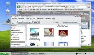WinXP Silver theme for linux by macwanderer