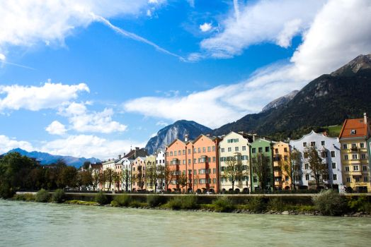 Innsbruck by Maltese-Naturalist