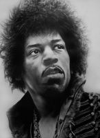 Jimmy Hendrix by tomwright666