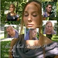 Miss Mab Portrait Pack1 by Nekoha-stock