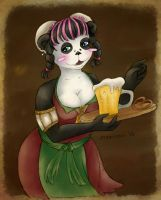 Welcome to Brewfest! by monniponi