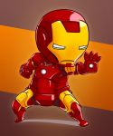 IRONMAN by MauroPeroni